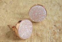 jewellery / Les bijoux que j'aime