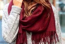 ѕ¢αяƒ / Les écharpes que j'aime