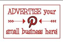 ADVERTISE your SMALL Business HERE! / All small business are asked to join this board!  Gain exposure to your products!  To receive an invite you must be following Liv & Co.  Once you've done so, message me at LivAndCompany@gmail.com with a link to your Pinterest board so I may follow you back.  Once we are following each other, I can send you an invite.  Thanks!