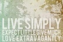❤A Simple Life❤