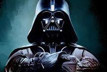 Noah's Wall / My Grandson loves Darth Vader