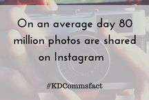 #KDCOMMSFACTS / Regular facts on PR and communications to get you thinking of how best to promote your brand