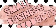 ❤ Small Business Products We Love❤ Hosted By LivAndCo.com / This board is for sellers on Etsy, Amazon, Ebay, Shopify, and more!  If you are a small business and want to advertise your products - join this board.  You must be an active member of this board.  Re-pin other members products and do not pin more than 10x a day or you will be deleted.