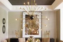 Dining Spaces / by Christie Richardson