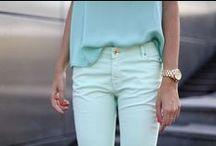 summer in mint