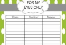 Printables / by Torie Chipman