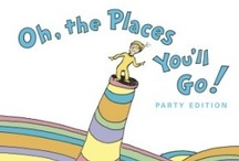 Oh, the Places... / Memories of places visited and dreams of places yet unseen / by Princess C. Bananahammock