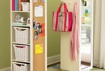 Storage & Display / by Amanda Bates