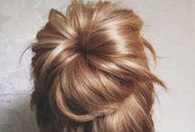 ⸗ hair + face