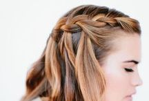 hairstyles / by Eleanor Harte