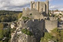 Vienne, Poitou Charentes, France / The Vienne department in the Poitou Charente region of France.