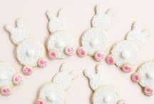 Easter for kids / Fun Easter projects for the whole family, from crackin' cress heads to hot cross cookies.