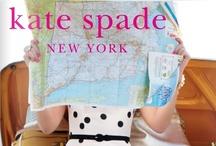 Kate Spade / by Lyndsey Battle