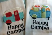 Happy Campers / by Heather Wamble