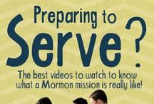 LDS Missionary Ideas / by Kaylynne