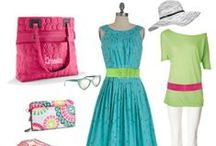 Thirty-One Style / bringing your look together  / by Heather Wamble