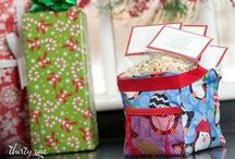 Thirty-One Holiday and Gift Ideas / by Heather Wamble