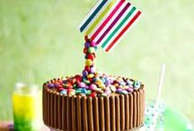 Kids' celebration cakes / Imaginative, fun and easy cakes for your child's special day.