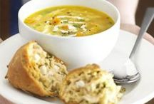 ♨ Chicken soups ♨ / Warm up with a bowl of this classic comfort food.