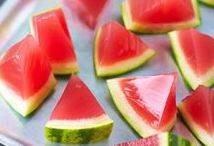 Wild for watermelon! / Watermelon is the perfect fruit for summer - juicy, fresh, cooling and great with salads and cocktails galore!