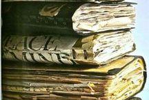 Book Paper Journal stuff