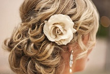 wedding hair / by St. Augustine Weddings & Special Events