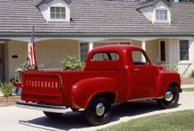 Old and New trucks so sweet / by sheryl stow