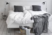 Schlafzimmer / Alles, was uns schöner schlafen läßt