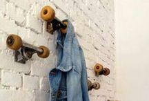 Garderobe / Alles, was zugehangen werden will