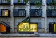 Architecture / by Igor Migasiewicz