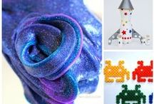 Kids Crafts & Activities / Crafts and Activity Ideas for Kids of all ages - babies, toddlers and older kids too!