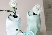 Upcycling Ideen / Ideen und DIYs rund um das Thema Upcycling.