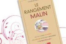 Lectures utiles by OrganiZen. / Recommandations de #livres liés à l'organisation.