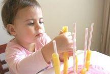 Fine Motor Skills / Play-based activities to develop fine motor skills in preschool.