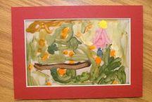 Art / Art activities for preschool