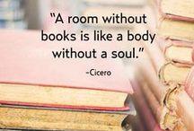 Je range mes #livres. / Dans une bibliothèque, sur des étagères, par couleurs ou auteurs ...