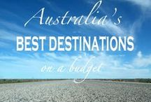 Australia - Skippy down under / Reizen in Australië - Travel in Australia