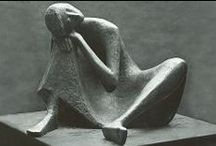 Manfred Welzel / Esculturas
