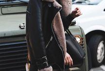 Moda Outono/Inverno / Looks inspiradores e moda feminina prara as estações mais frias do ano