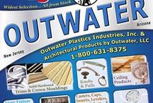 About Outwater / New Product Introductions / Published Press Releases / Outwater can be contacted at 800-631-8375 (USA & Canada) / 201-498-8750 (Outside of the USA & Canada) or viewed online at www.outwater.com. With sales and distribution facilities in NJ and AZ, Outwater is an international manufacturer and distributor of more than 65,000 traditional and innovative products required by woodworkers, cabinet and furniture manufacturers, builders, remodelers, designers, architects, point-of-purchase and display fixturing manufacturers, OEM's, and retail consumers.