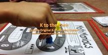 K to the Core Kindergarten Teaching and Resource Ideas / K to the Core is the link between birth and kindergarten (child development research, teaching ideas and resources, up-to-date educational legislation).