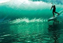 surfing / Surfing good waves  / by supertuanis