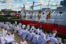 This Happened 2015 #debfmm15 / Pictures from the night of August 22 2015  From guests, from our FB page and from our photographer - Lu Lu Photography -http://www.picturelulu.com/  #debfmm15  https://www.facebook.com/DinerEnBlanc.FortMcMurray/photos