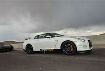 Nissan GT-R / As an instrument of pure speed, it's a thing of beauty. The 550HP Nissan GT-R isn't called Godzilla for nothing, and is capable of running on the same track as cars costing four times as much. Experience this monster on the Nissan GT-R Driving Experience at SPEEDVEGAS.