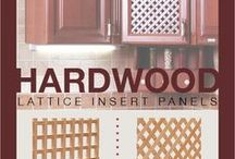 Woven Wire Grilles & Insert Panels