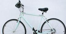 Fahrrad Makeover & DIY / Tolle Ideen für ein Fahrrad Makeover.