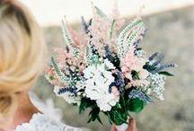 Bouquet de mariée / * Flowers * / Inspirations fleuries pour de jolis bouquets de mariage www.mllebride.com