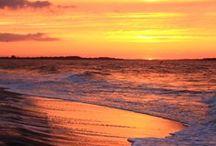 Tybee Sunrise & Sunset