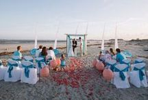 Beachy Weddings / Save the date for your special wedding on Tybee Island!