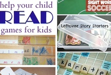 Reading Activities for Kids / I especially love activities that encourage children to tell stories and use their imaginations.